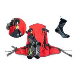 Chaussettes trekking séchage rapide Speed Dry