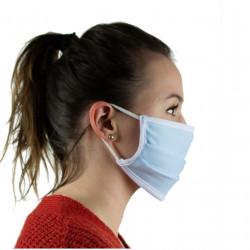 Masque barrière en tissu...