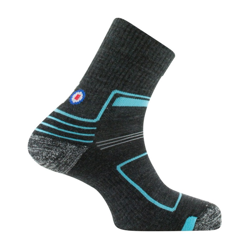 Chaussettes  Medium Wool Trek