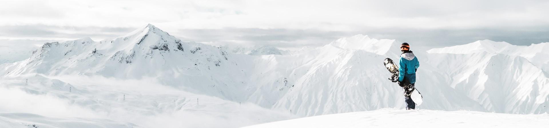 chaussettes de Ski et de Snowboard